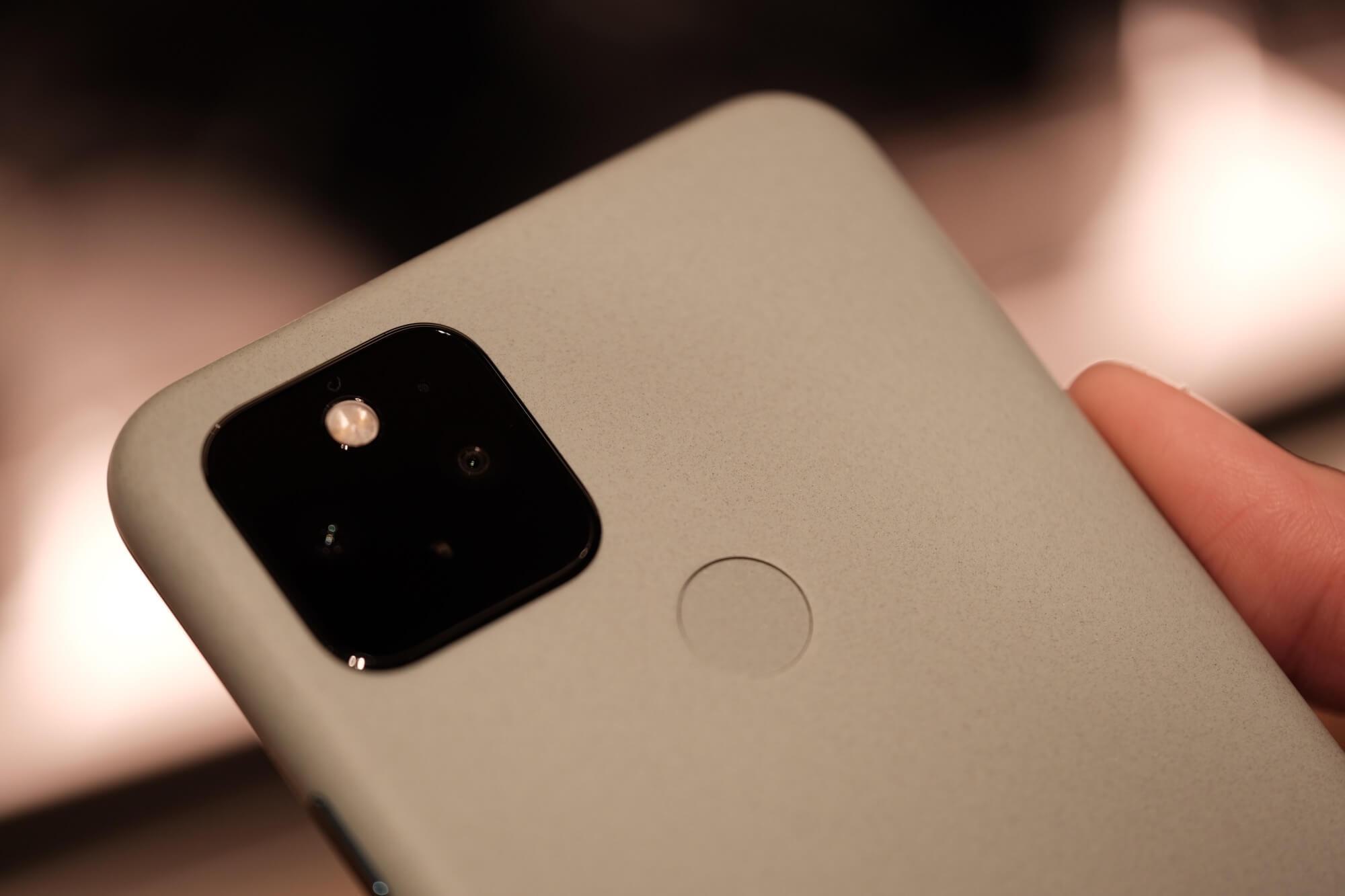 【ベストバイガジェット2020】ALL is ちょうどいい!いつもその手に「Google Pixel 5」