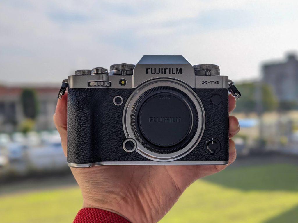 X-T4と2020年「カメラってめちゃ楽しい」