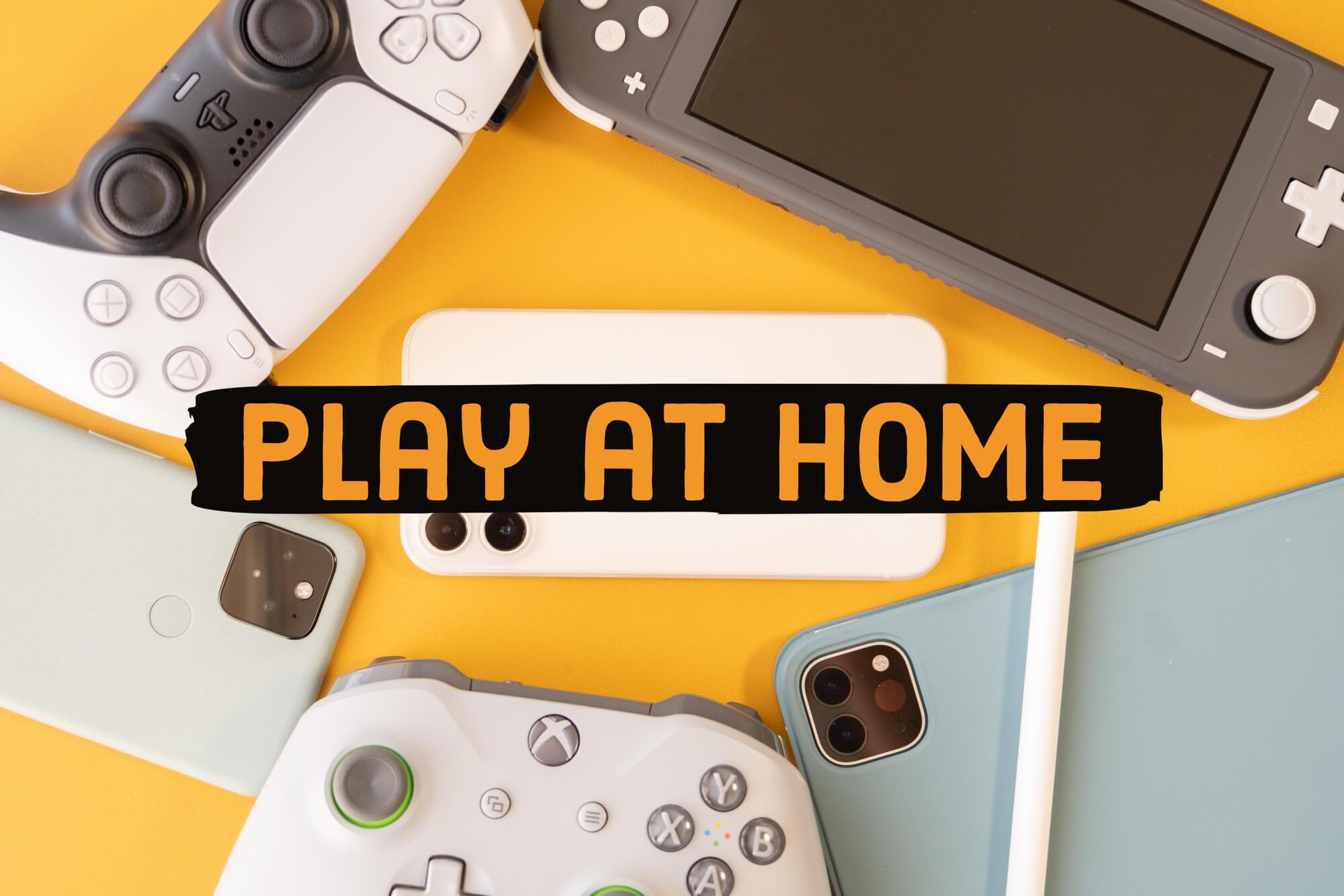 遊び大全 at Home