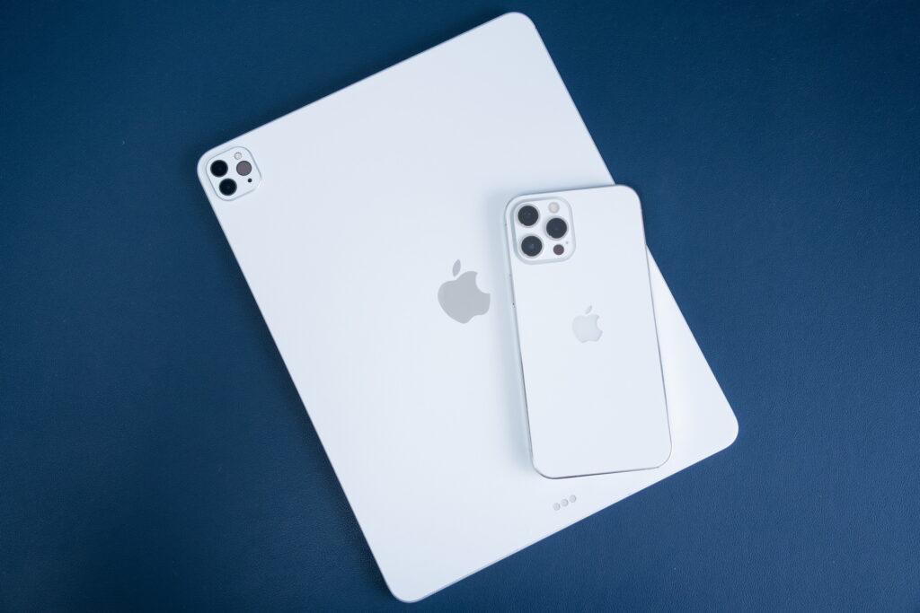 iPad Proを買って白くした話。