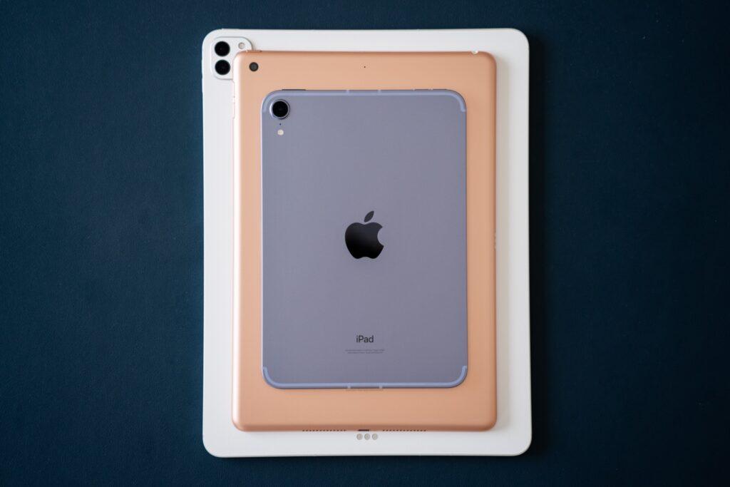 """新世代の""""二枚目""""俳優。Apple iPad mini 第6世代 レビュー。"""