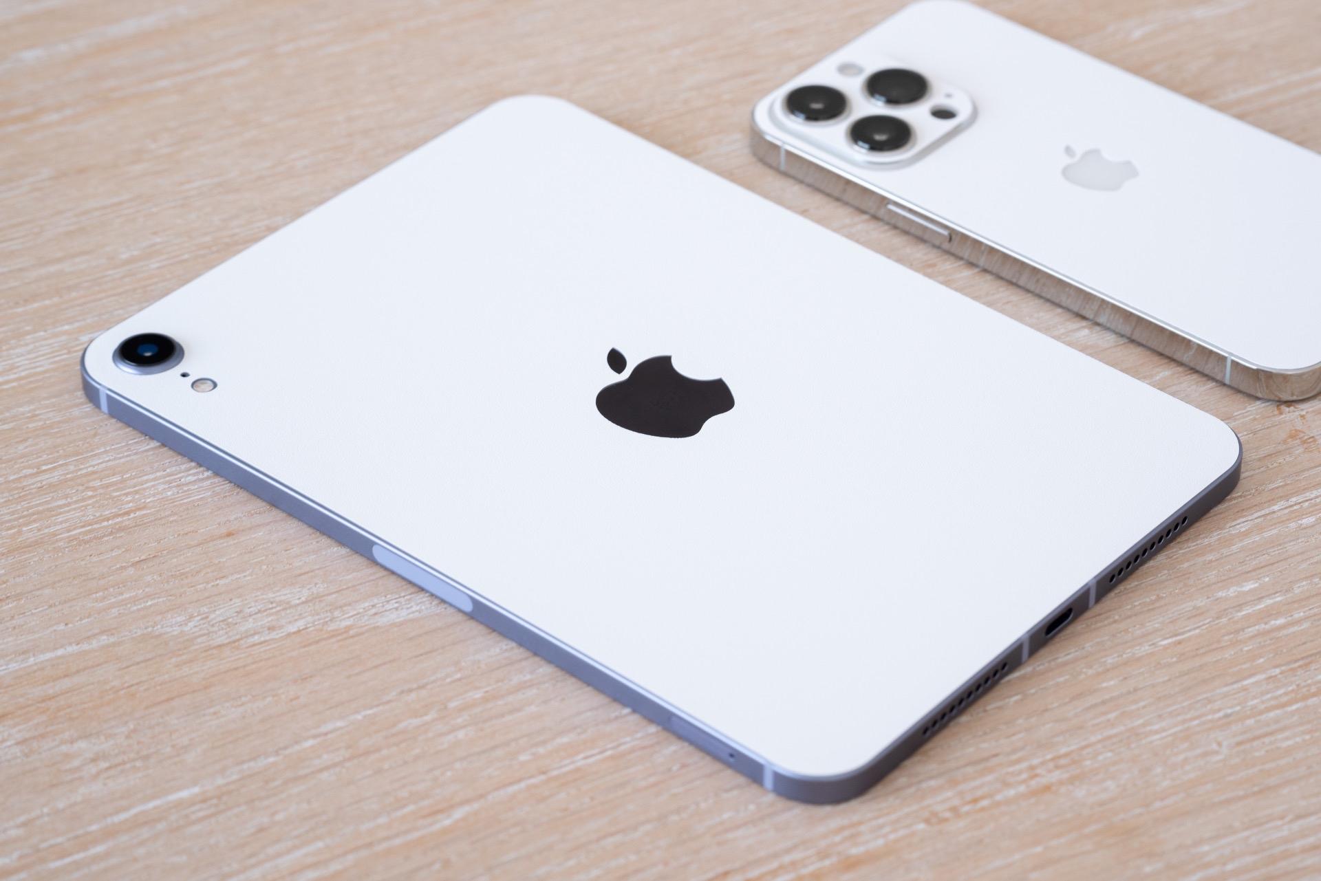 miniにこそコレかも。iPad miniにスキンシールを貼った話。
